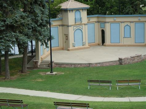 garden sioux falls bandshell terrace park sioux falls sd favorite places