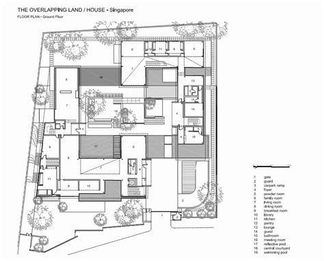 traditional chinese house plans gallery of cluny house neri hu design and reserch office 9