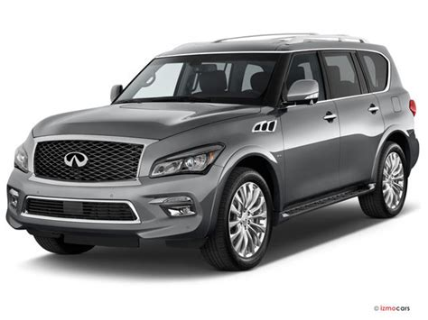 infiniti qx80 prices reviews and pictures u s news