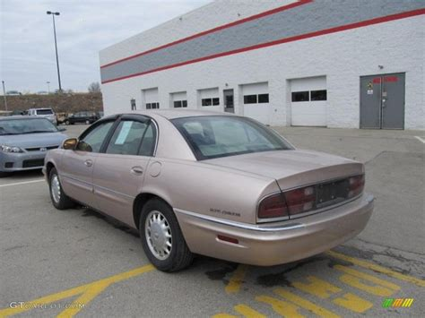 1998 light antelope metallic buick park avenue 45394810
