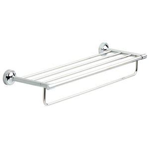 Cabinet Voisin by Voisin Towel Shelf In Polished Chrome Liberty Hardware