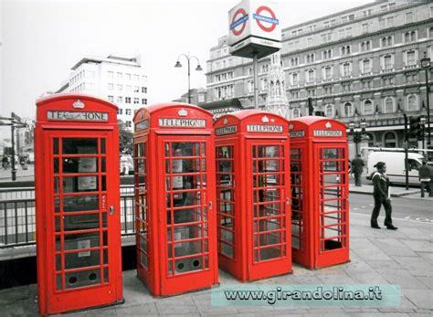 cabine telefoniche londra brexit le conseguenze per il turismo degli italiani