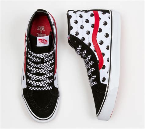 Vans The Top Nitro Black White by Vault By Vans X St 252 Ssy 2014 Collection