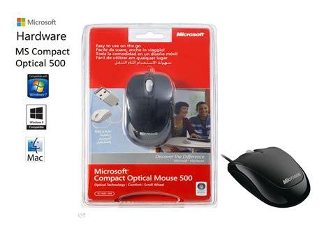 mouse microsoft compact optical mouse 500 usb tecno store