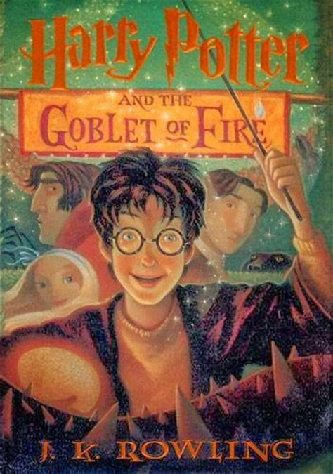 harry potter and the goblet of book report goblet of harry potter and on