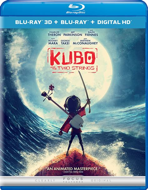 Two Cover by Kubo And The Two Strings Dvd Release Date November 22 2016