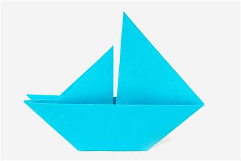 Origami Yacht - 25 of the best family activities