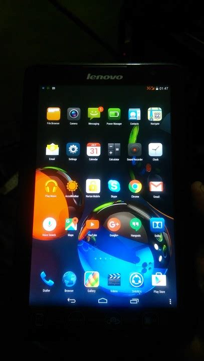 clean my android tablet clean lenovo android tab a8 50 with wifi 3g and voice calls technology market nigeria