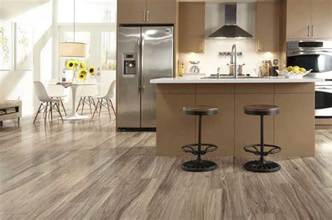 Luxury Vinyl Flooring for Your Kitchen Floor