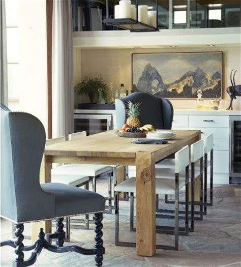 do chairs to match dining table mix and match furniture 40 dining room ideas decoholic