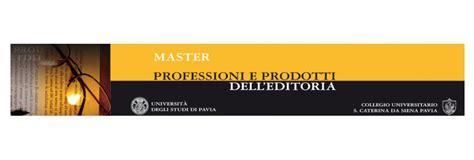 master in professioni e prodotti dell editoria a a 2015