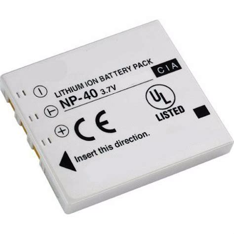 Battery Charger Lithium Ion Np 40 Np 40n 36v Fujifilm Murah fujifilm np 40 np 40n np 40nd li ion rechargeable battery