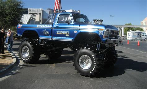 bigfoot monster truck driver vintage monster trucks for a bodies only mopar forum