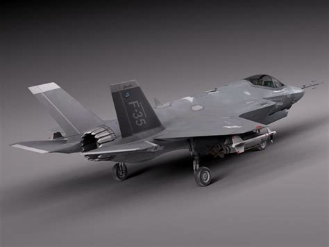 lockheed martin f 35 lightning ii model lockheed martin f 35 lightning ii 3d model cgstudio