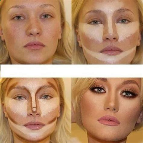 tutorial makeup transformation unbelievable makeup transformations 10 pics izismile com