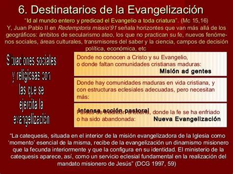 la evangelizacion como compartir 1602555664 la pedagog 237 a como evangelizaci 243 n