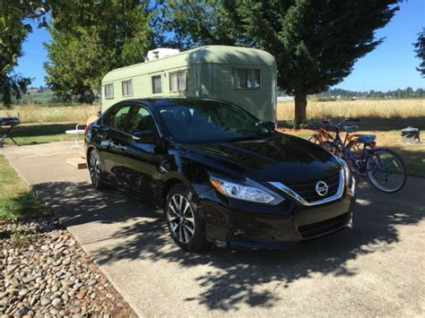 Comfortable Cars For Road Trips by 2016 Nissan Altima Review Style And Comfort For A Family