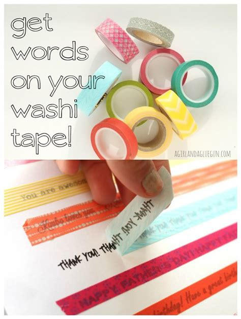 washi what is it 78 best washi ideas diy projects for