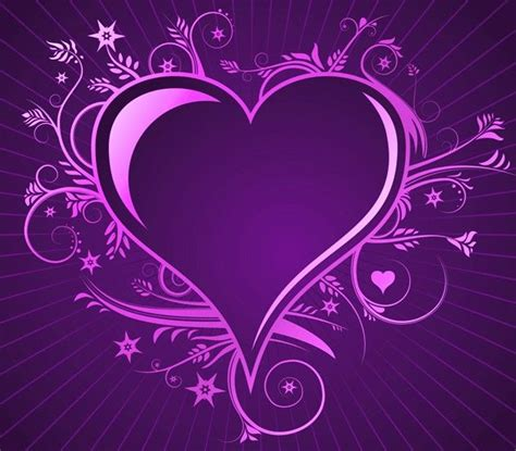 purple heart coloring page how to draw purple heart