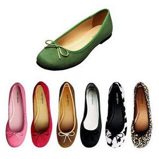 Sepatu Sandal Flat Shoes Wanita Cewek Balet Santai Casual Mt66 shoes collection