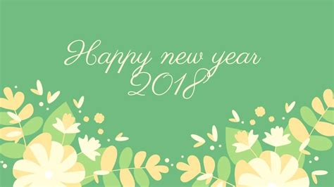 happy new year 2018 sayings images hd best quality