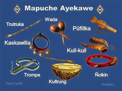 imagenes instrumentos musicales mapuches cr 243 nicas de la tierra sin mal instrumentos musicales