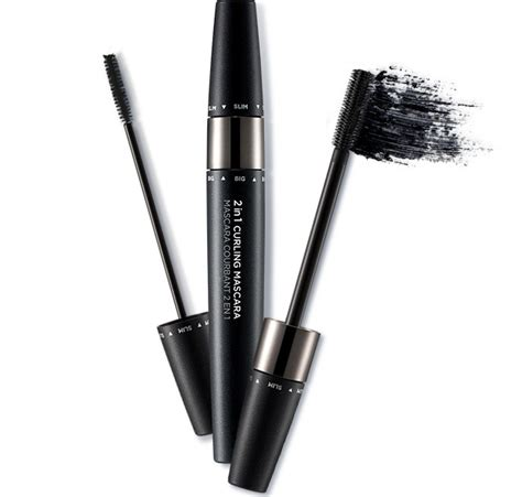 The Shop 2in1 Curling Mascara trang chủ thefaceshop việt nam