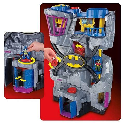 batman toy house batman imaginext batcave playset