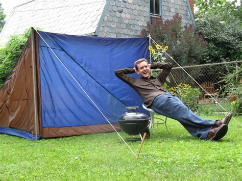 how to build a tent diy cing projects
