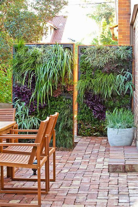 Vertical Garden Screen 16 Space Saving Vertical Garden Ideas Screens Gardens