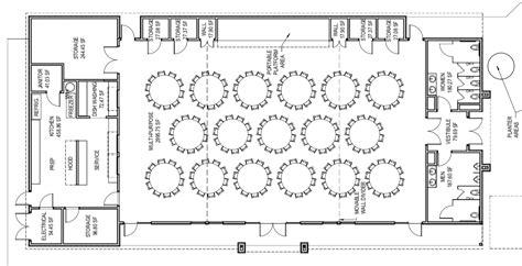 church fellowship hall floor plans master plan 2014 escalon presbyterian church