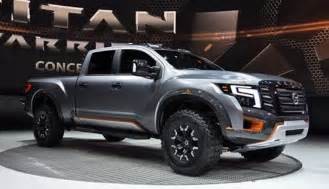 Nissan Cummins Release Date 2017 Nissan Titan Review Release Date And Price Car