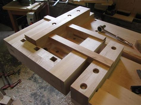 bench end vise woodworking woodworking end vice plans pdf download free