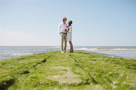 Hochzeit Norderney by Intime Hochzeit Auf Norderney Im Badekarren