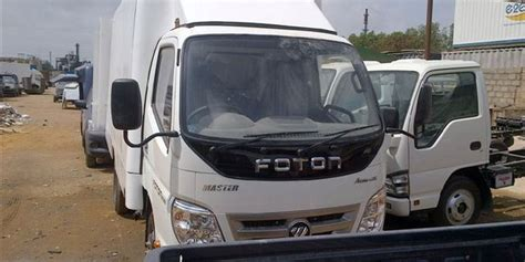 foton motors china s foton motor intends to expand their business in