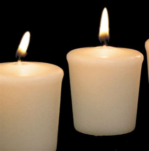 Unscented Votive Candles 15hr Unscented Votives 9 Candles Ivory Unscented