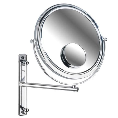 swivel mirror bathroom swivel wall mirror from dwell bathroom mirrors