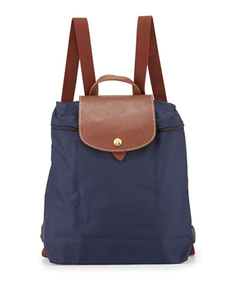 Longch Le Pliage Slh Navy longch le pliage backpack navy neiman