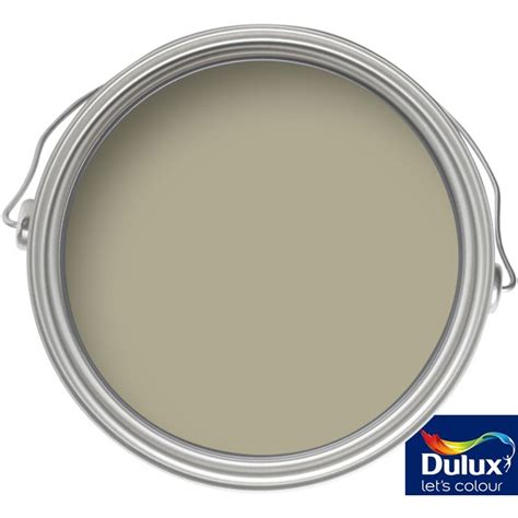 dulux feature wall overtly olive matt emulsion paint 50ml tester