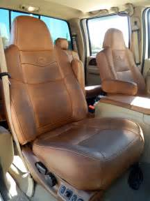 Cleaning Leather Upholstery Car How To Clean And Condition Ford King Ranch Leather