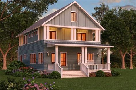 House Plans With Wrap Around Porches by Ver Planos De Casas De Dos Pisos Y Tres Dormitorios