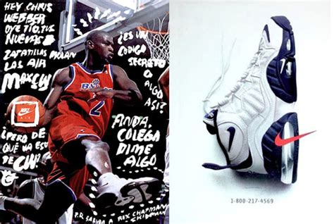 chris webber basketball shoes nike air max sensation sneakernews