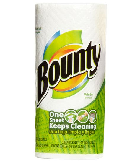 Who Makes Bounty Paper Towels - bounty paper towels review