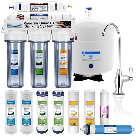 under reverse osmosis water filter reviews 75 best images about best under water filtration