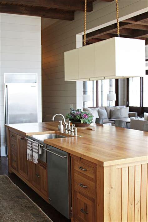 Kitchen House Llc Lake House Style Kitchen Atlanta By Yvonne