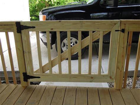 deck gates   gate  build gates   gate