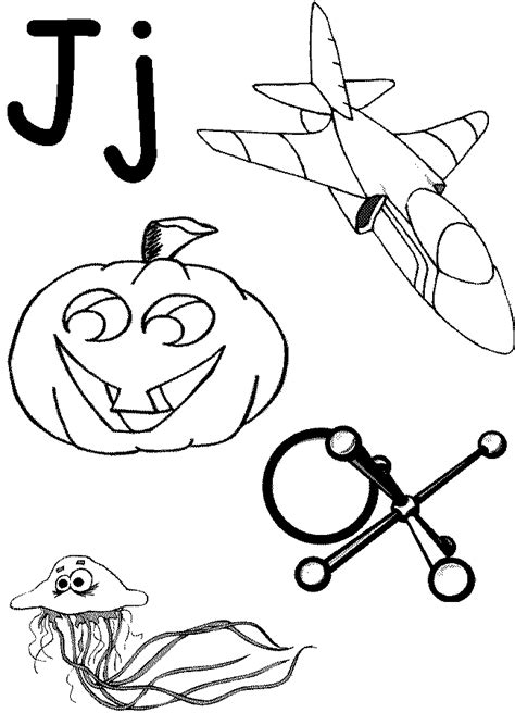 j coloring pages printable letter j worksheets for prek free printable letter j