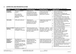 ohs management plan template ohs management plan template ras laffan ohs management