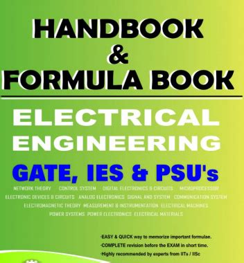 design engineer s handbook pdf electrical engineering formulas pdf free download