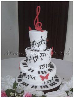 music theme quinceanera cakes musical on pinterest music cakes piano cakes